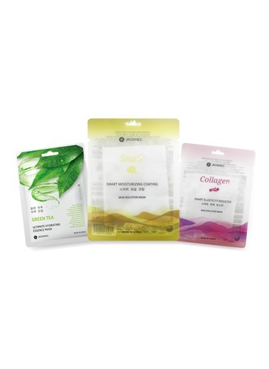 JKOSMEC Jkosmec Green Teasolution Snailsolution Collagen Avantaj Paketi Renksiz